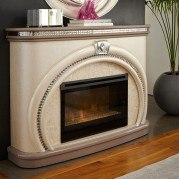 Overture Electric Fireplace