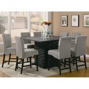 Stanton Counter Height Dinette with Gray Chairs