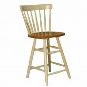 Caprail Antique White Counter Stool (Set of 2)