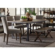 Caldwell Dining Room Set w/ Bench