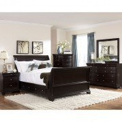 Inglewood Platform Storage Bedroom Set