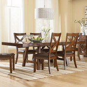 Omaha Dining Table (Brown)