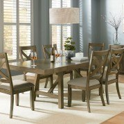 Omaha Dining Table (Grey)