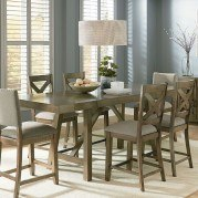 Omaha Counter Height Dining Table (Grey)