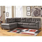 Alliston DuraBlend Gray Left Chaise Sectional