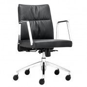 Dean Low Back Office Chair (Black)