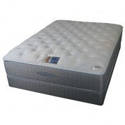 BackSense Hour Glass Oxford Plush Mattress
