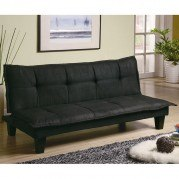 Casual Padded Convertible Sofa Bed