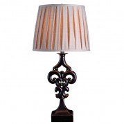 Fleur Table Lamp (Oil Rubbed Bronze)