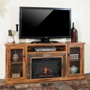 Sedona 70 Inch Fireplace Media Console