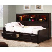 Phoenix Youth Bookcase Daybed