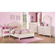 Caroline Youth Panel Bedroom Set