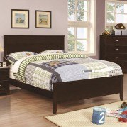 Ashton Youth Panel Bed (Cappuccino)