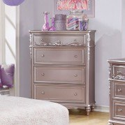 Caroline Chest (Metallic Lilac)