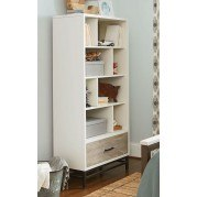myRoom Bookcase (Parchment/ Gray)