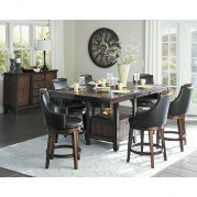 Bayshore Counter Height Dining Set w/ Storage