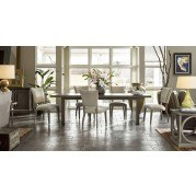 Curated Tremont Dining Set w/ Pearson Chairs
