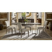 Curated Brighton Dining Set w/ Pearson Chairs