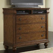 Rustic Traditions Media Chest