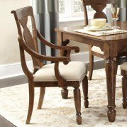 Rustic Traditions Arm Chair (Set of 2)
