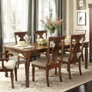 Rustic Traditions Rectangular Dining Table