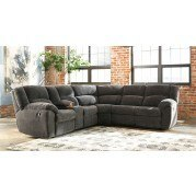 Timpson Slate Reclining Sectional