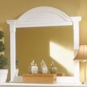 Cottage Traditions Dressing Mirror (White)