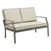 Grand Beach Outdoor Sofa (Beige)