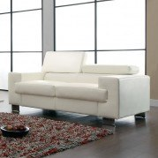 Vernon Loveseat (White)