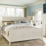 Summer Hill Panel Bed (Cotton)
