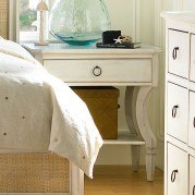 Summer Hill Night Table (Cotton)
