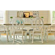 Summer Hill Rectangular Dining Table (Cotton)