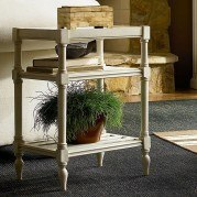 Summer Hill Chair Side Table (Cotton)