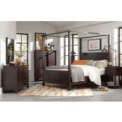 Pine Hill Canopy Bedroom Set