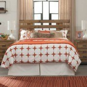 Cinrey Panel Bed (Headboard Only)