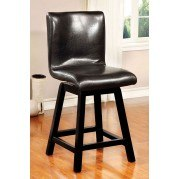 Hurley Counter Height Swivel Chair (Set of 2)