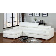 Floria Sectional (White)