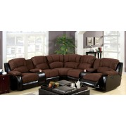 Wolcott Reclining Sectional