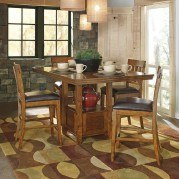 Ralene Counter Height Dining Room Set