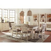 Bolanburg Dining Room Set w/ Upholstered Chairs