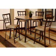 Vision Counter Height Dining Room Set (Java)