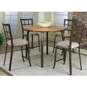 Vision Counter Height Dining Room Set (Oiled Cherry)