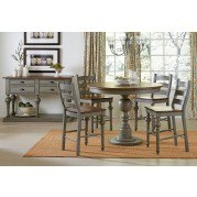 Colonnades Counter Height Dining Room Set