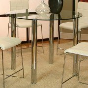 Napoli Round Counter Height Table