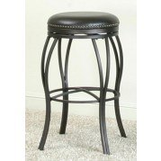 Monza 30 Inch Backless Barstool