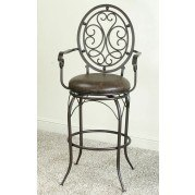 Monza 30 Inch Barstool w/ Arms
