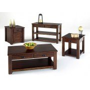 Trestlewood Occasional Table Set