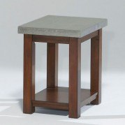 Cascade Chairside Table