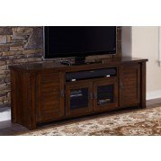 Trestlewood 74 Inch TV Console