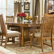 Pasadena Revival Trestle Dining Table
